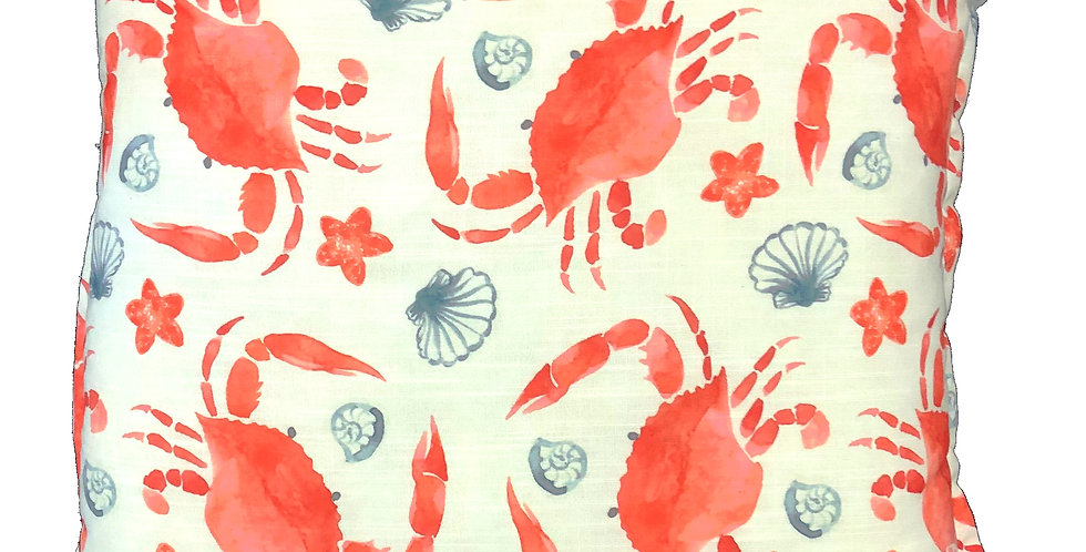 Crabs Cushion