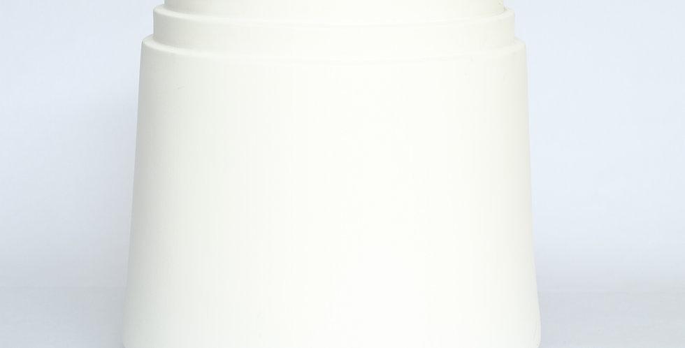 Floor Pot White