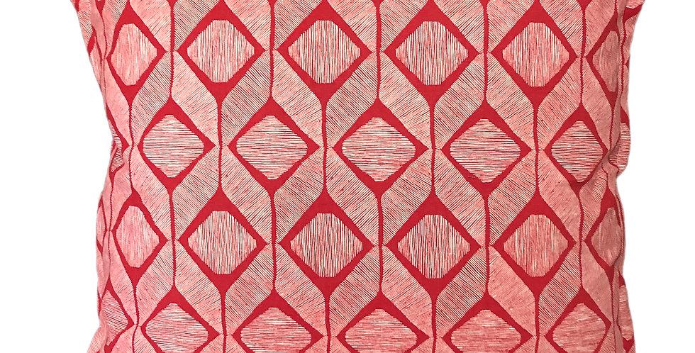 Nandi Red Cushion