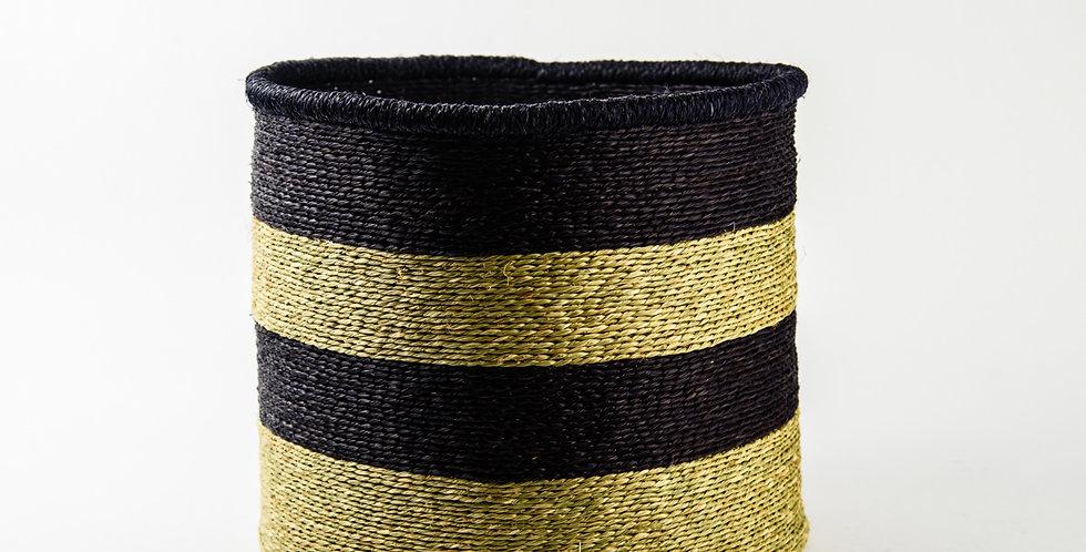 Natural Black Rim Large