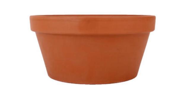 Terracotta Bowl Pot 24cm