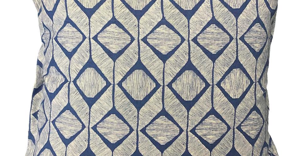 Nandi Blue Cushion