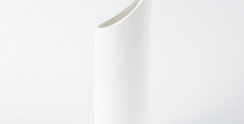 Hanging Wall Planter White