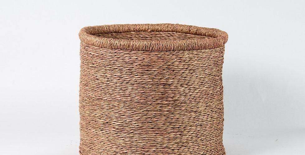 Natural Plain Basket - Large