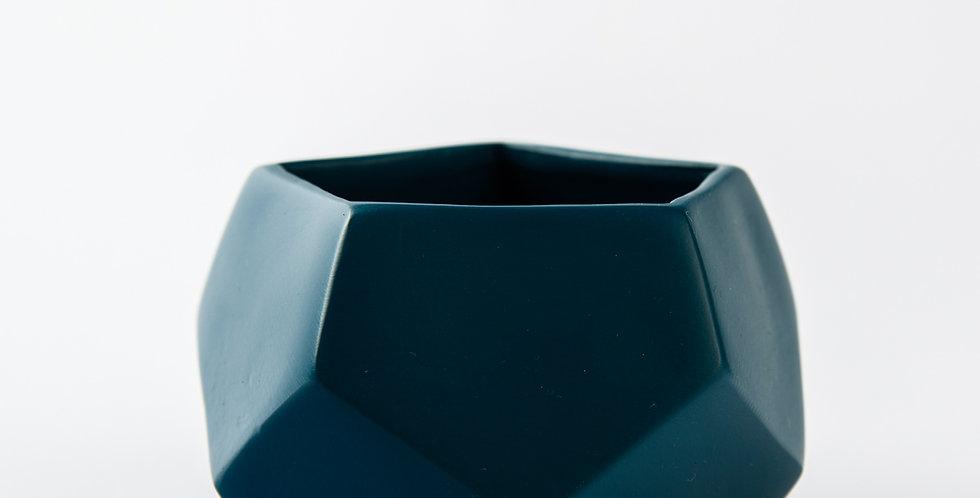 Hexagon Mini Teal