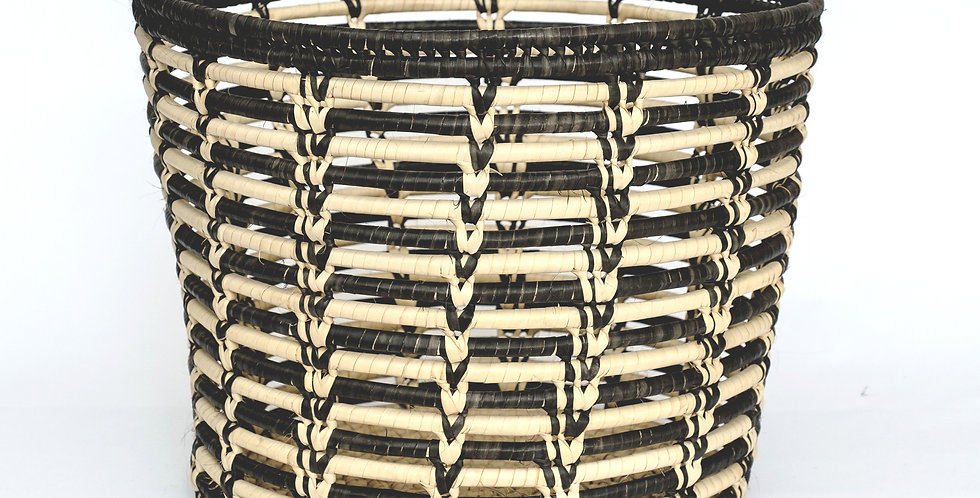 Black Space Basket