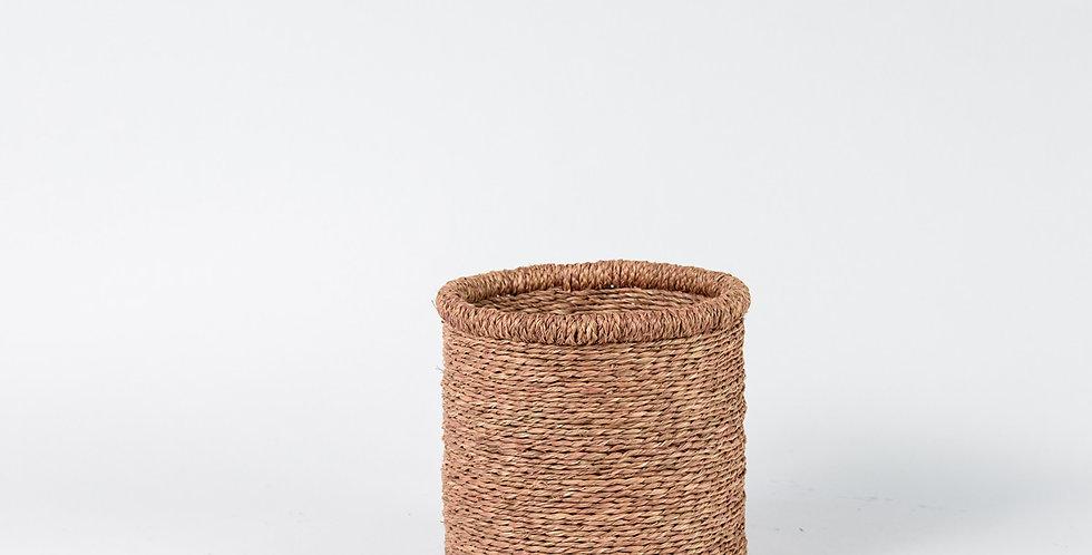 Natural Plain Basket - Small