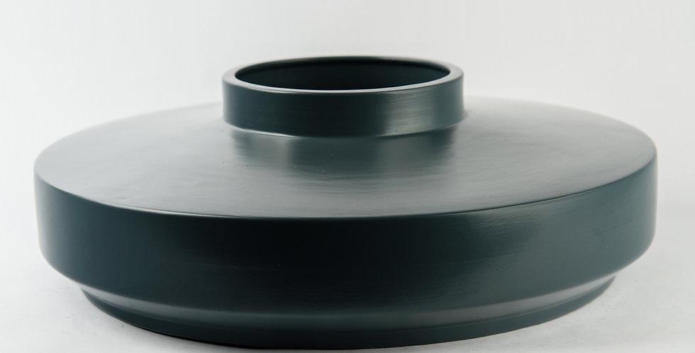 Flat Barrel Medium Charcoal
