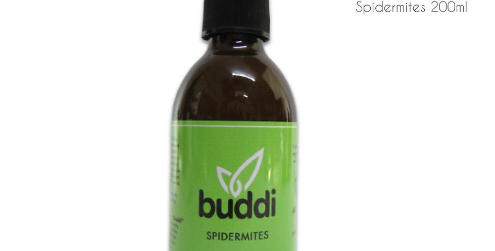 Buddi Spray - Spidermites