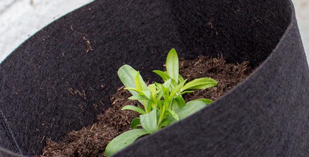PLANT!T Round Dirt Pot 17L