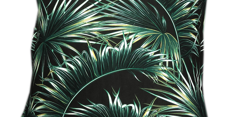 Night Jungle Cushion