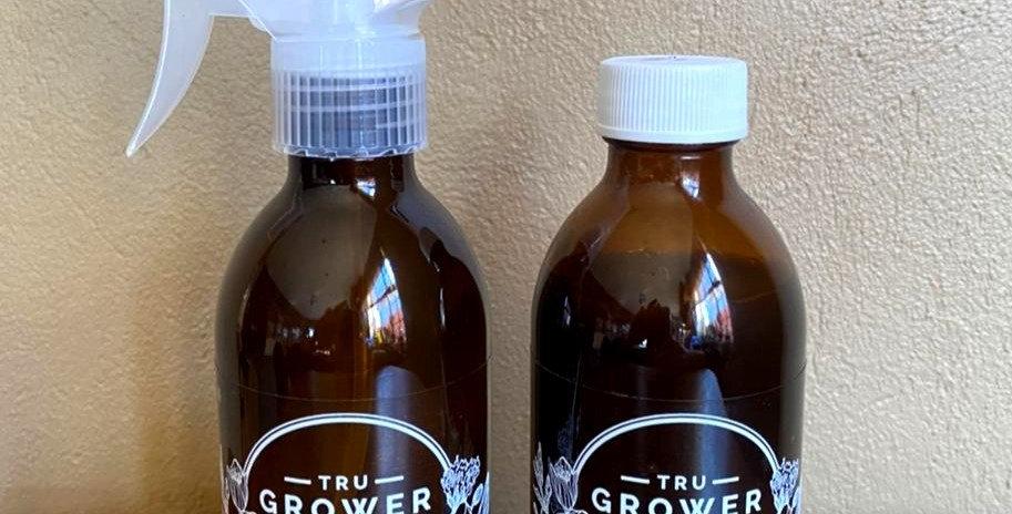 Tru-Grower Spray Bottle & 200ml Foliar Feed