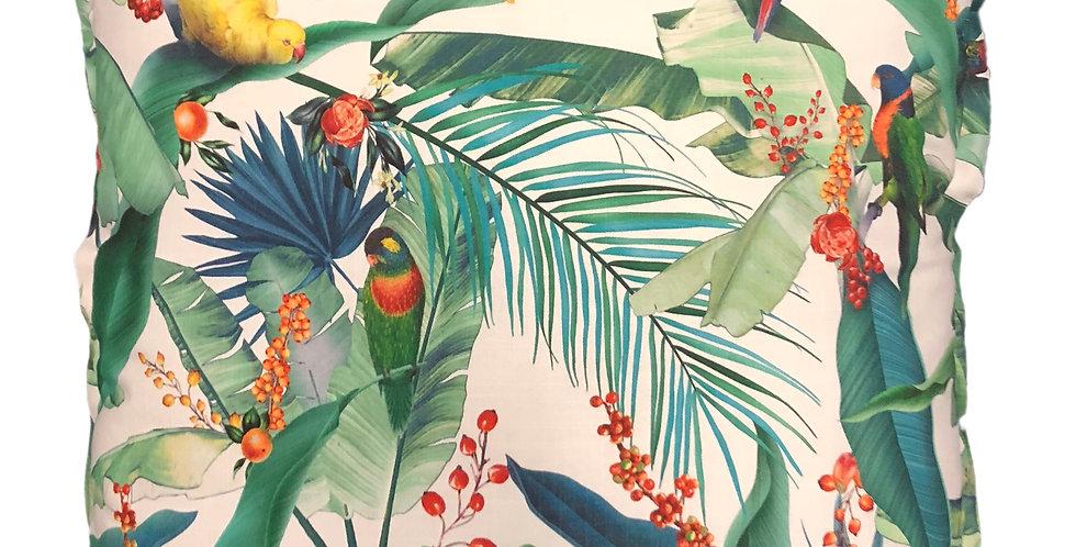 Scarlet Macaw Cushion