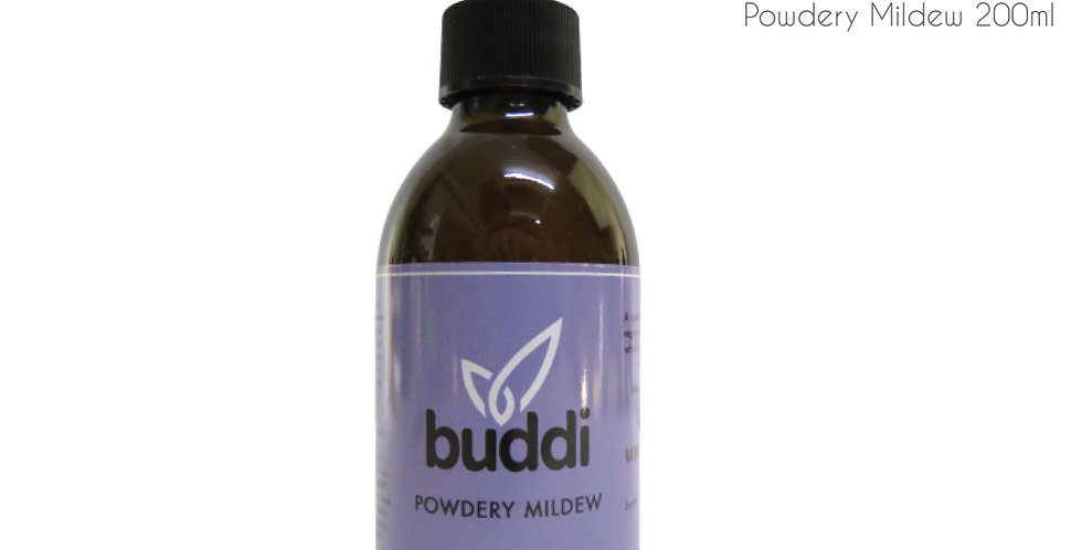 Buddi Spray - Powdery Mildew