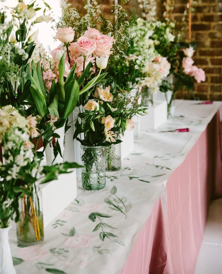 Planner/Desgin Magnolia Events Florals Cece Designs Banner Gracefully Made Art Photo Laura Walker