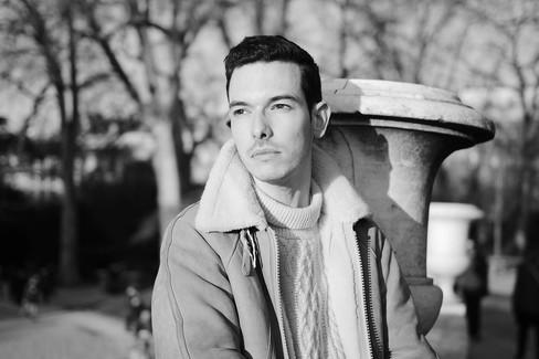 Photographe portrait homme Rennes