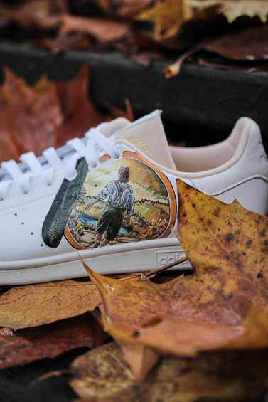 Packshot sneakers Rennes