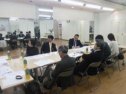 徳山駅前地区市街地再開発準備組合 再開発件検討会