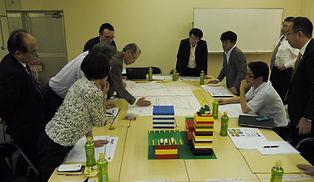 徳山駅前地区市街地再開発準備組合 再開発検討会