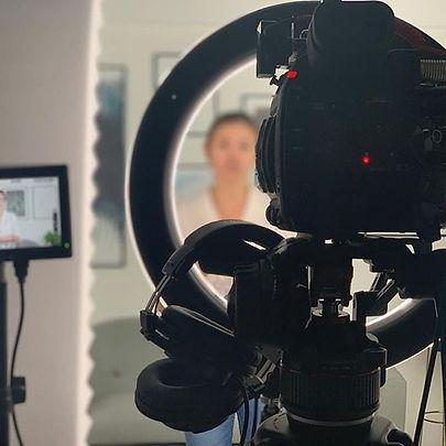 It's shoot day! _#presenter #TV #insta #