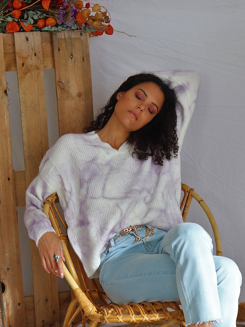 Pull Tie and Dye col V