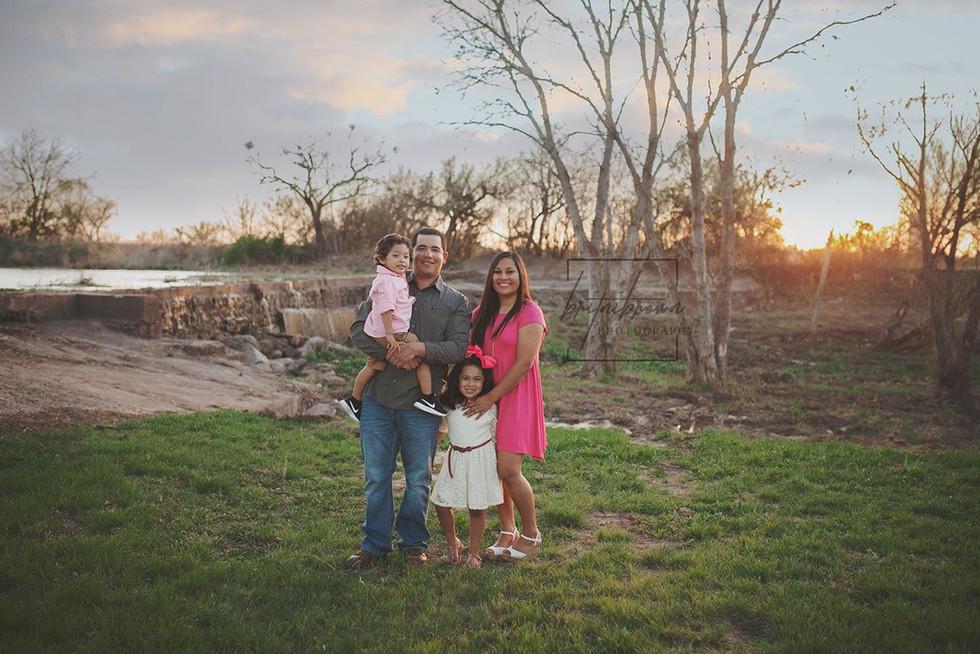 Abilene, Texas Family Photographer