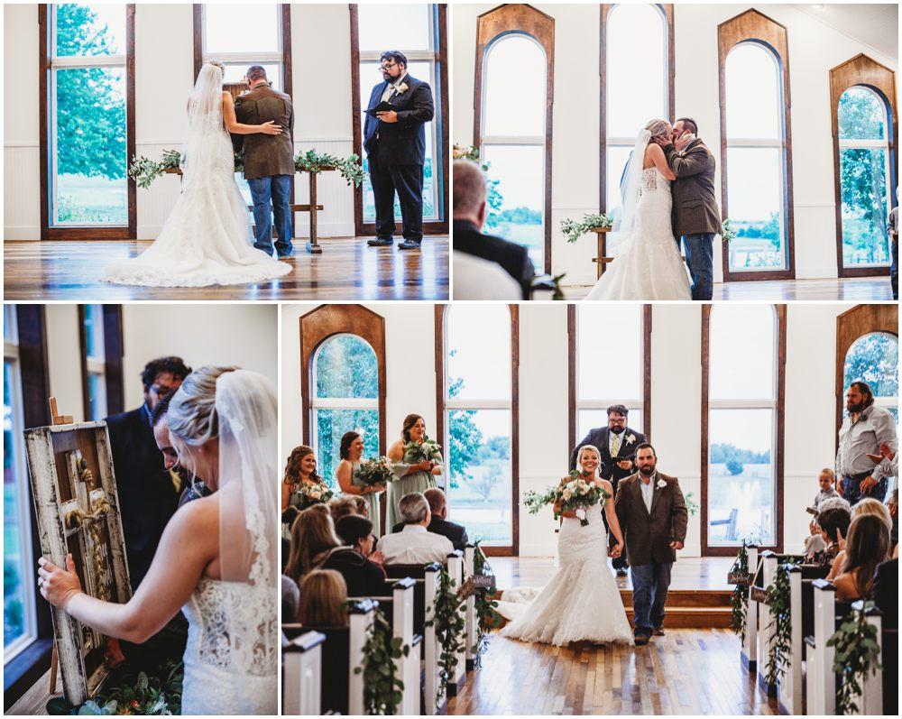Dallas Wedding ceremony