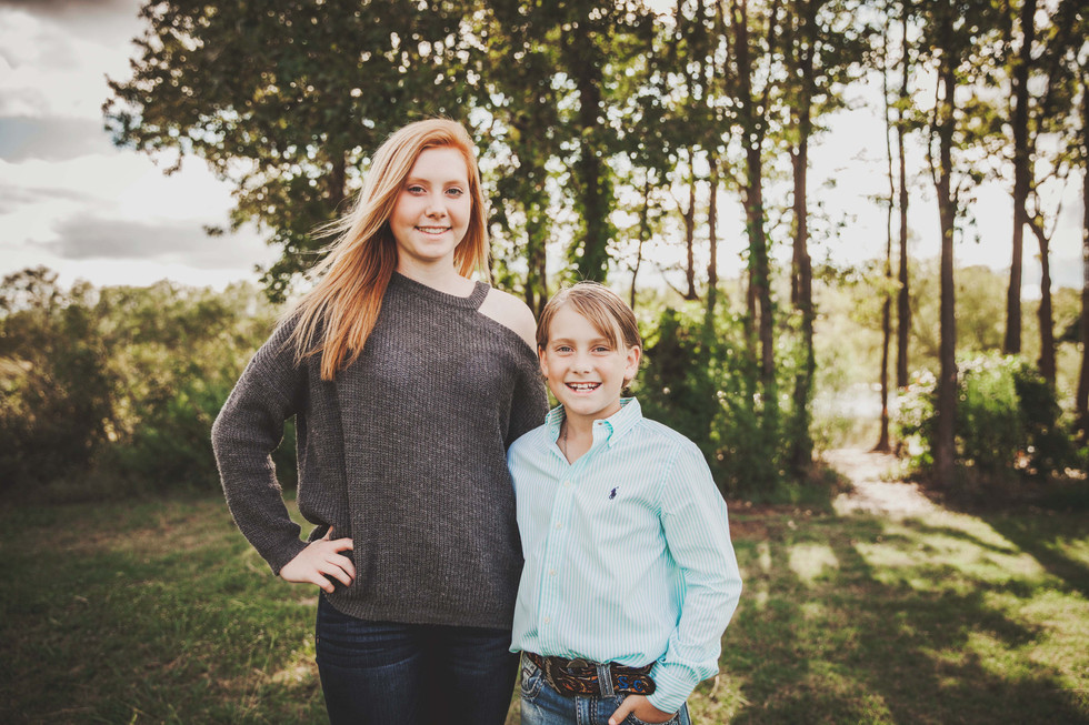Britni Brown Photography   Abilene, Texas   Cooley Family Session