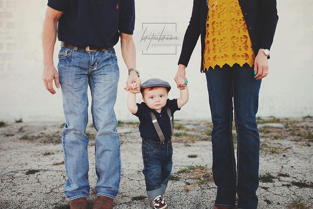 Wilson Family, Abilene Texas