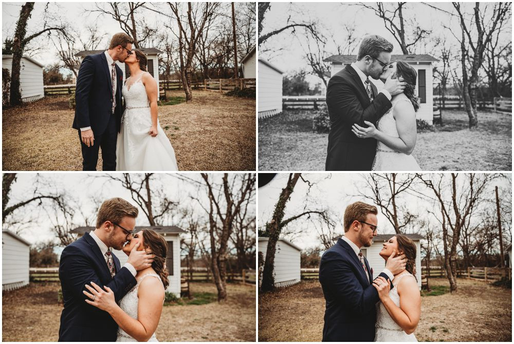 rustic wedding session