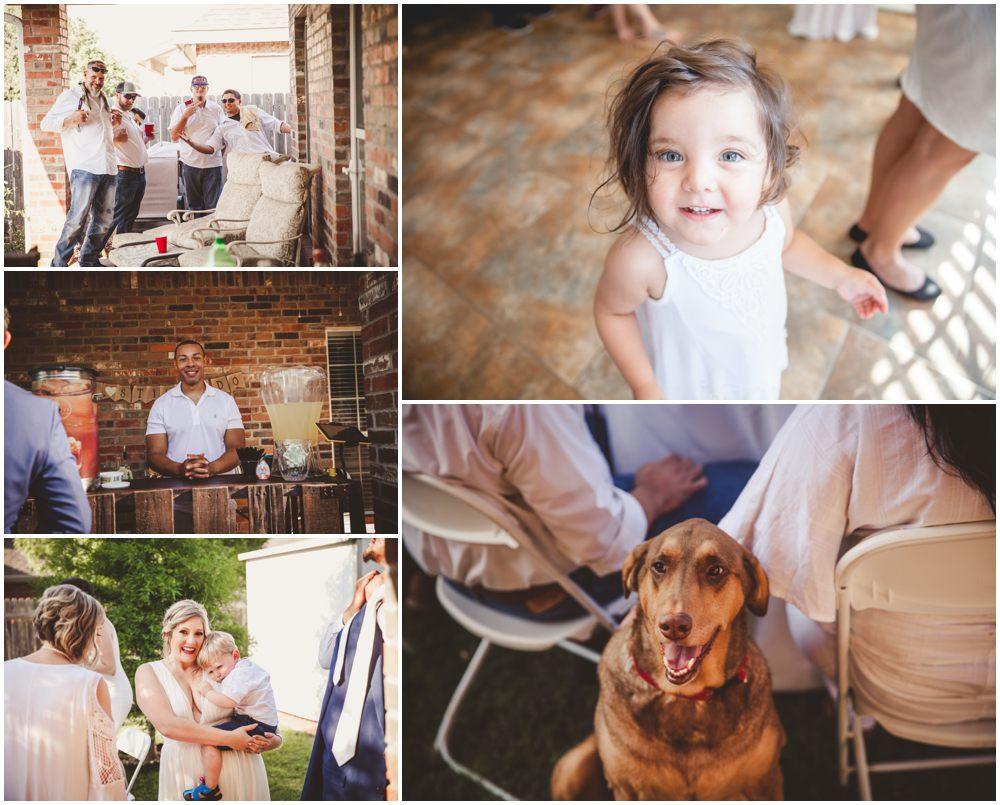 dog wedding pics