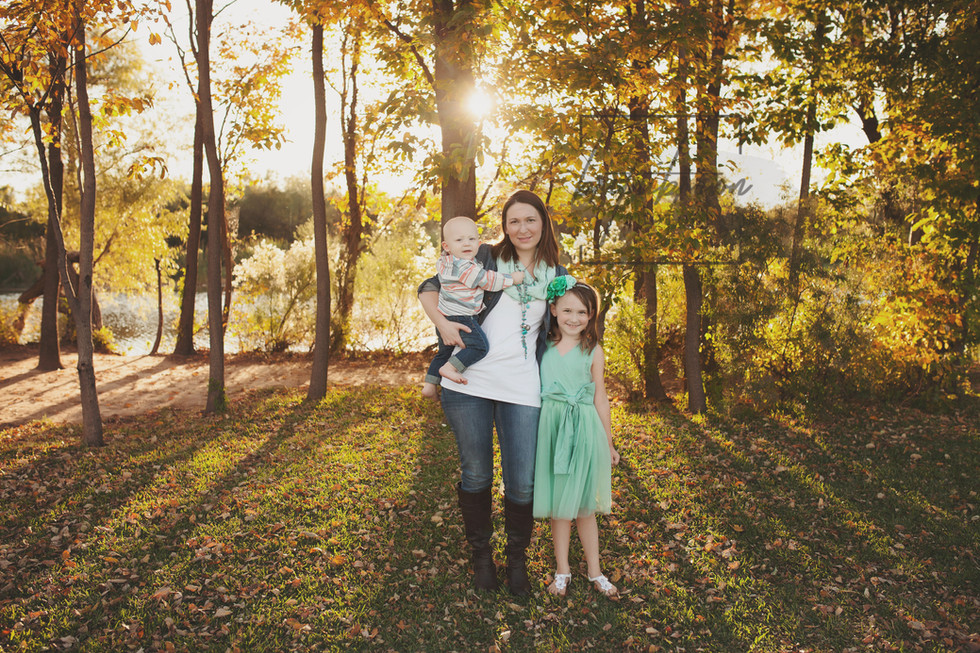 Abilene, Texas Family Photography /// Seasons Make a difference