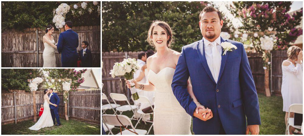 groom blue suit