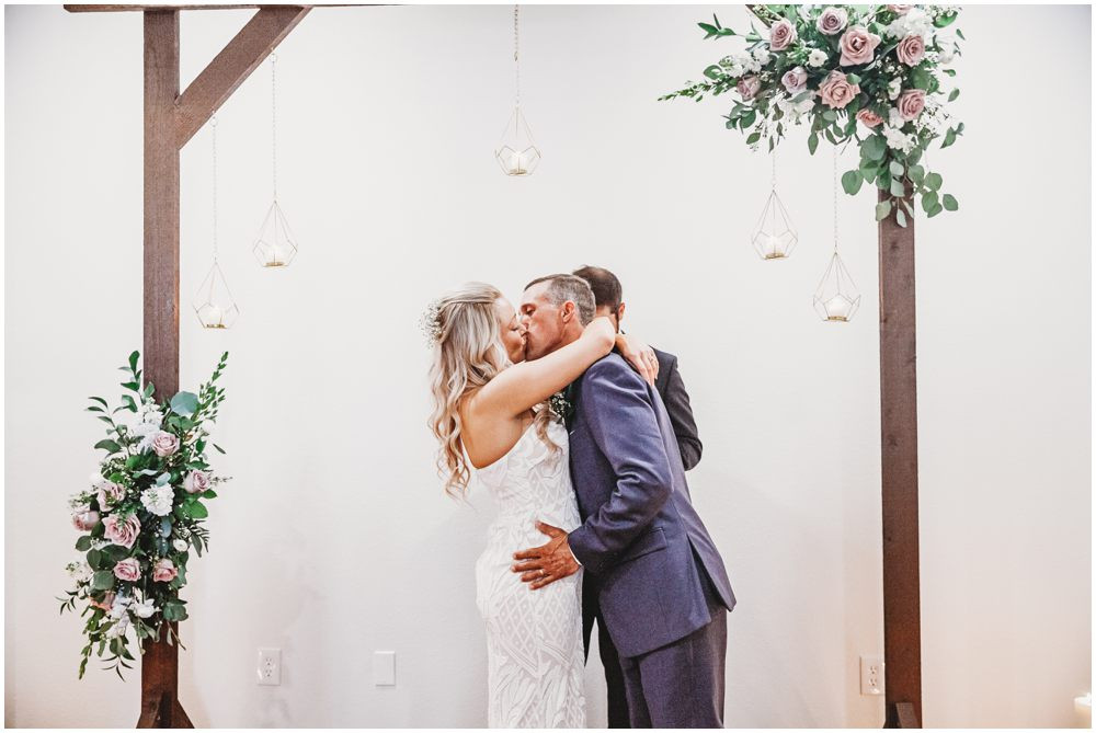 elopement i do kiss