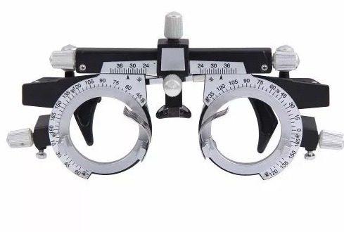 Armação Caixa de Prova