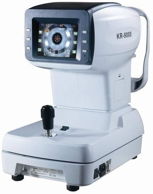 Autorrefrator KR9000