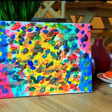 Art Style Spotlight: My Daughter's Artworks