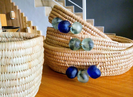 Trend Alert: Baskets and Beads!