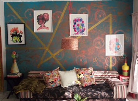 Art Style Spotlight: A look into the home of an Artist