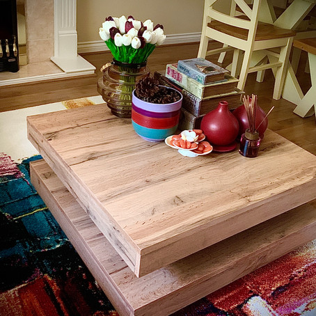 Design. Decorate. Decor: Ways to style a Coffee Table in your living room