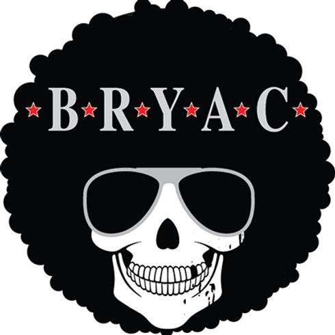 BRYAC FUNK STICKER