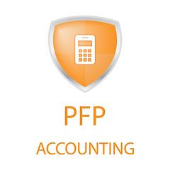 Logo - PFP Accounting - White Background