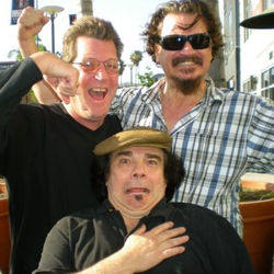 Bill Stuve, Paul Lorganger & Pink Arguello