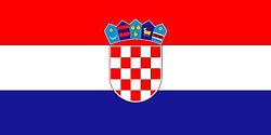 geography for kids  | croatian flag | flag of croatia