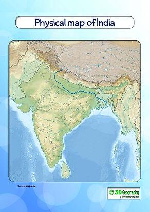 India Full Map Pdf