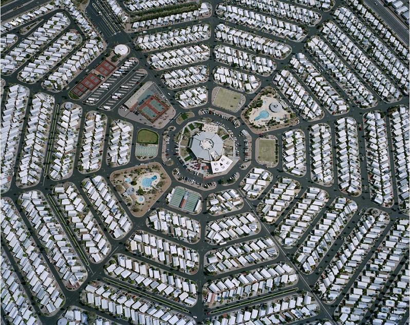 Urban sprawl in Arizona