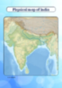 map of india for kids | download map of india