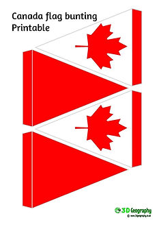 photograph regarding Printable Flags named Printable flag bunting