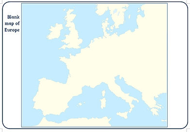printable map | map for use in schools | teaching geography