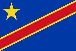 DRC flag | flag of the Congo